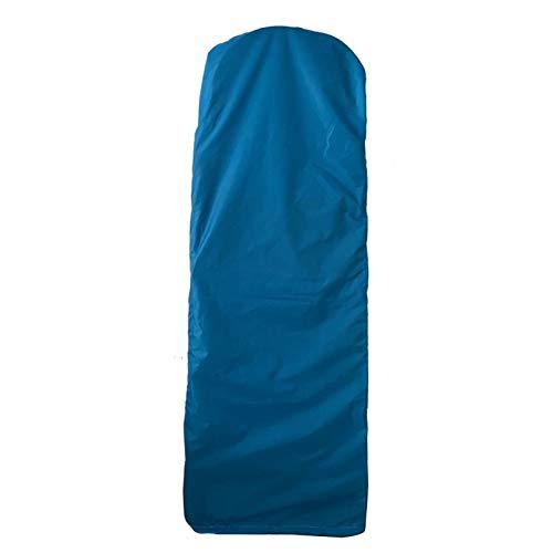 ALGFree Escalera Plegable Cubierta, Lona de protección Funda Muebles Protectora Polvo Impermeable Proteccion Solar Cubrir, 5 Colores (Color : B, Size : 50x174x6.5cm)