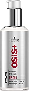 Schwarzkopf Professional Osis Upload Volume Cream Tratamiento Capilar - 200 ml