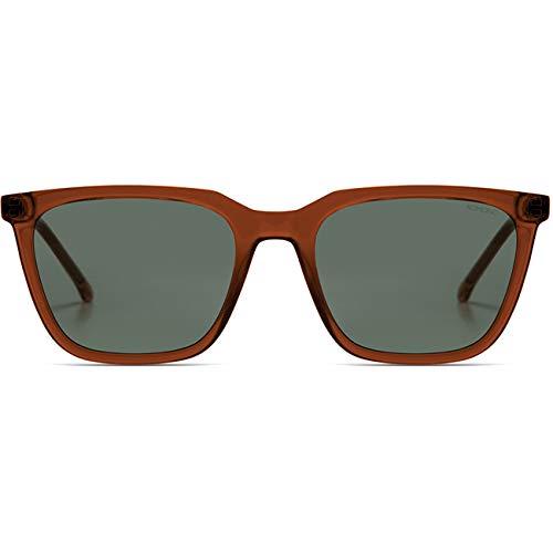 KOMONO Gafas de sol Jay, tamaño: talla única, color: bronce