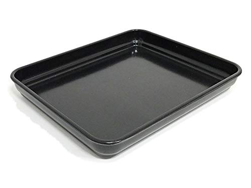 Eve's Garden Bonsai Humidity Drip Tray 8' x 10' Eco Friendly Material, Stronger, More Durable, classier Than Plastic Trays. Overall Size 8' x 10' to fit a 6.75' x 8.75' on The Bottom of Your Pot