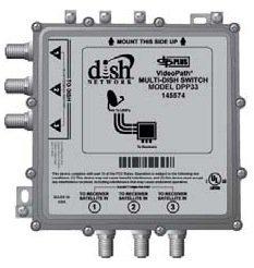 videopath dish pro plus 33 multi-dish switch