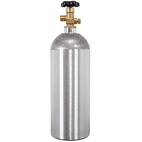Luxfer CYL-5-AL-CO2 Aluminum 5 lb. Co2 Tank