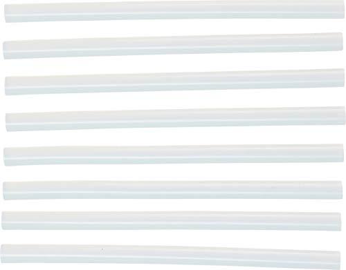 BGS Diy 80857 | Heißklebe-Patronen | 8-tlg. | transparent | Ø 11 mm, 200 mm | Klebesticks | Klebestifte | Heißkleber für Heißklebepistolen