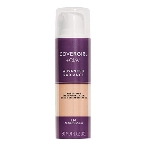 COVERGIRL Advanced Radiance Age Defying Foundation Makeup