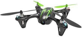 Best Price Square HUBSAN X4 Quadcopter - Camera 0.3MP BPSCA H107C - LH04167