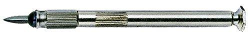 DICK dreikanthohlschaber 80 mm avec lame droite