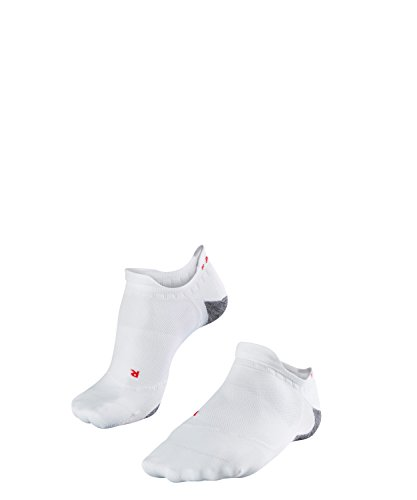 Falke RU5 Invisible W IN Calcetines para correr, Bianco (White-Mix 2020), 39-40 (UK 5.5-6.5 Ι US 8-9) para Mujer