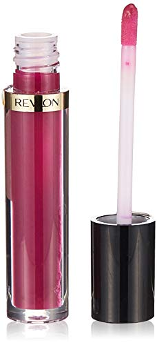 Revlon Super Lustrous Lipgloss - Lippen Farbe Make up Gloss Stift Kosmetik 3.8ml - 225 berry allure