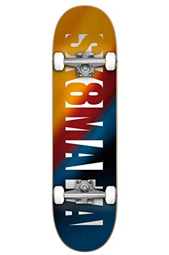 OG Logo Blur 8.0'x31.85' Sk8mafia Complete Skateboard