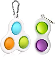 Push pop pop Bubble Sensory Fidget Toy Autism Special Needs Stress Reliever, Squeeze Sensory Toy, Relieve Stress, Help...