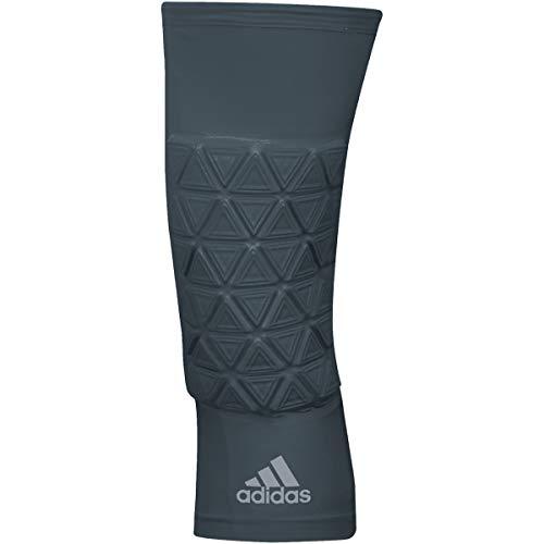 adidas Basketball Gepolsterte Kniebandage, Herren, Onix, Medium