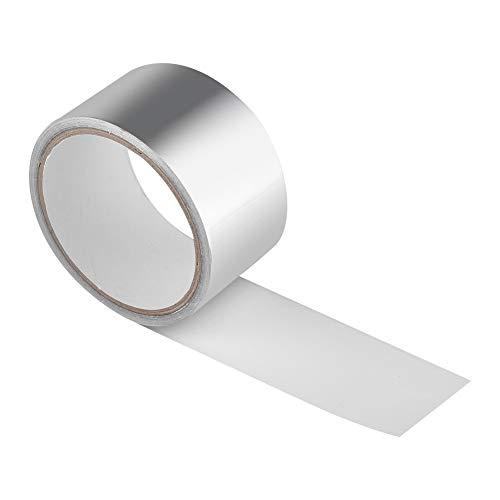 Aeloa Heat Shield Tape, Aluminium folie Warmte Shield Tape Lijm Afdichting Tape Thermische Weerstand Kanaal Reparaties Tool