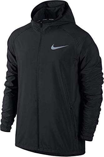 Nike Herren Essential Laufjacke, Black, XL
