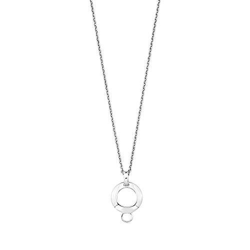 Amor Damen-Kette Charmträger 45 925 Sterling Silber rhodiniert 340243