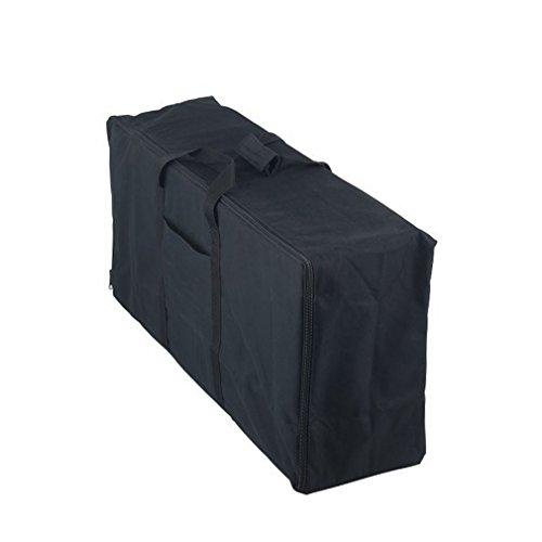 Stanbroil Bolsa de transporte resistente para cocinas Camp Chef con 3 quemadores, color negro