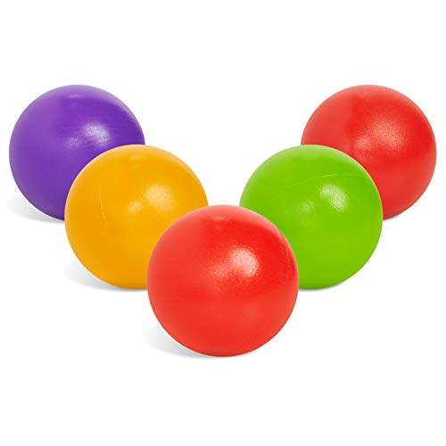 MultiColored Replacement Ball Set for Playskool Ball Popper Toys | Compatible with Elefun amp Busy Ball Popper Toy