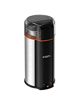 KRUPS GX336D50 Ultimate Super Silent 3 in 1 Blade Grinder for Spice, Dry Herbs and Coffee, 12-Cup, Black (B08C37BY5L) | Amazon price tracker / tracking, Amazon price history charts, Amazon price watches, Amazon price drop alerts