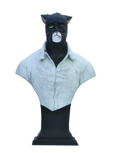 Attakus Collection- Blacksad Gueule cassée Figurine de Collection, B426, Polychrome