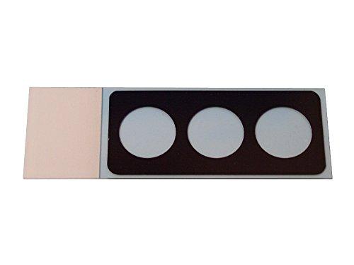Neolab 1 6297 Diagnostica diapositives, 3 fils, diamètre 14 mm – Noir (Lot de 100)