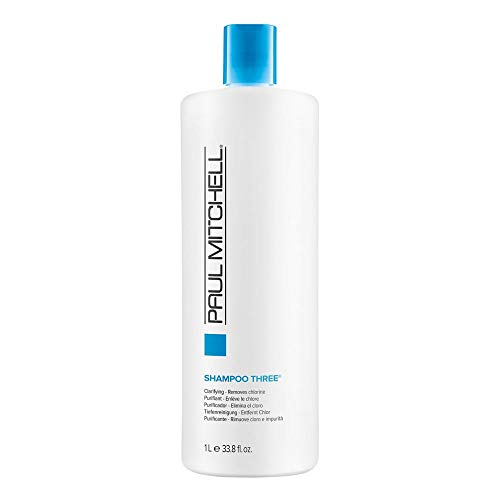 Paul Mitchell Clarifying Shampoo Three 1000 Ml 1 Unidad 1500 g