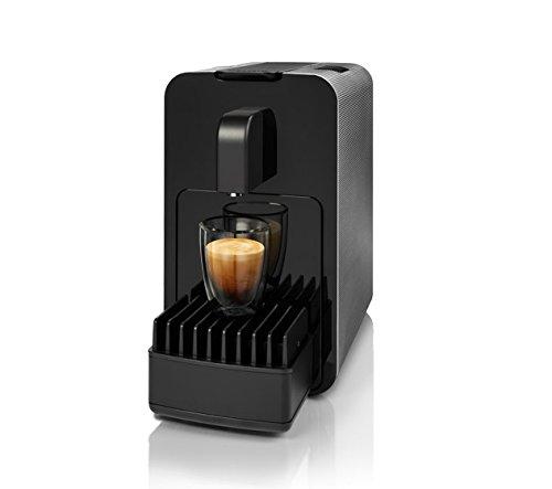 Cremesso 1000555i Kaffee Maschine Viva B6, Volcano Black