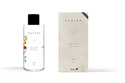 Ebers Agua de Colonia Papiro - 250 ml