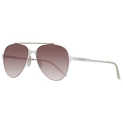 Carrera 113-s-29q-d8 Gafas de sol, Dorado (Goldwht Gld/Brown Ds), 57 Unisex-Adulto