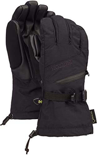 BURTON Women's Gore-Tex Glove, True Black, Small