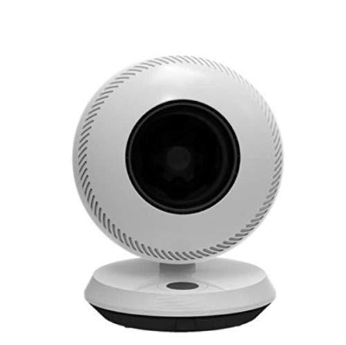 WYJW Ventilador de enfriamiento Ventilador Inteligente sin Cuchilla Ventilador esférico sin Hojas Control Remoto de Escritorio Ultra silencioso Purificación de circulación de Aire para Dormitorio