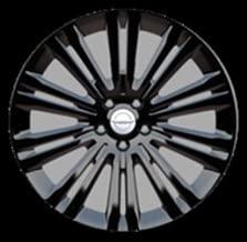 Mopar 82212498 Wheel, Gloss Black, 20-inch