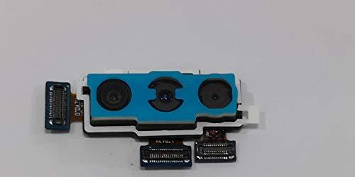 Ricambio FLEX FLAT Modulo Fotocamera Posteriore rear big Modulo Main FOTO CAMERA TRIPLA 25MP + 8MP + 5MP principale FLAT Flex MPX MEGAPIXEL COMPATIBILE PER Samsung GALAXY A50 SM-A505F/DS