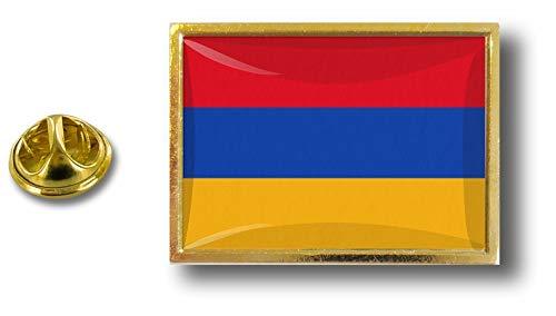 Akacha pin flaggenpin Flaggen Button pins anstecker Anstecknadel sammler armenien