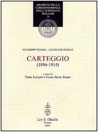 Carteggio (1896-1914)