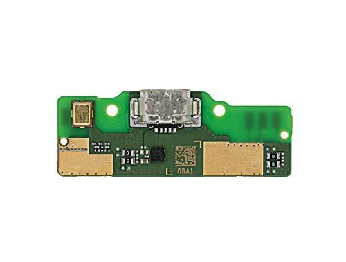 parti elettriche interne del tablet OnlyTech - Circuito connettore di ricarica compatibile con Samsung Galaxy Tab A 8.0  SM-T290 – Parte di ricambio interna con presa USB e microfono