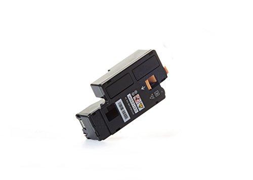 SuppliesOutlet Dell 331-0722 Compatible Toner Cartridge - Black - [1 Pack] For Color Laser 1250C Color Laser 1350CNW Color Laser 1355CN Color Laser 1355CNW Color Laser 1755NF