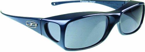 Fitovers Eyewear Aria Sunglasses, Neptune, Polarvue Gray