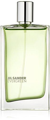 Jil Sander Evergreen femme/woman Eau de Toilette, Vaporisateur/Spray 75 ml, 1er Pack (1 x 75 ml)