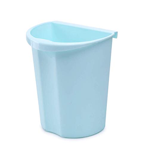 Keuken Bins Kast Deur Opknoping Grote Dikke Plastic Creatieve Badkamer Zonder Cover Huishoudelijke Opslag Emmer Zolang