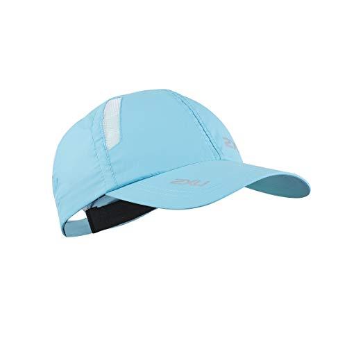 2XU Run Cap uq5685 Farbe Scuba blau/Scuba blau