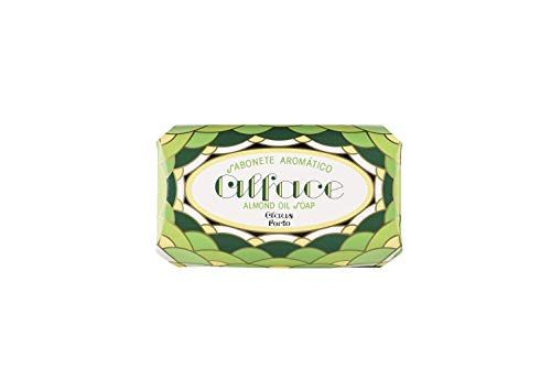 Claus Porto Alface Almond Soap for Unisex, 12.4 oz