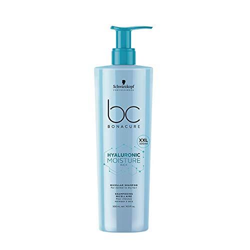 Schwarzkopf BC Bonacure Hyaluronic Moisture Kick Micellar Shampooing 500 ml