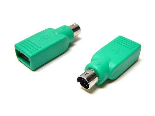 Varios Adaptador PS2 a USB 2.0