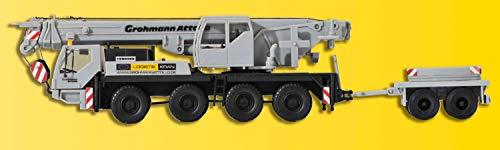Kibri 13037 - H0 Liebherr LTM 1050/4 mit Ballasthänger 2-Achs