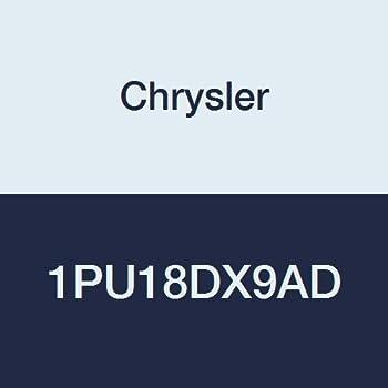 Genuine Chrysler 1SN19DX9AF Quarter Trim Panel
