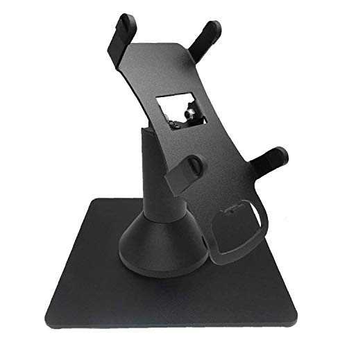 Great Deal! Discount Credit Card Supply Freestanding Swivel and Tilt Verifone Vx520 Terminal Stand