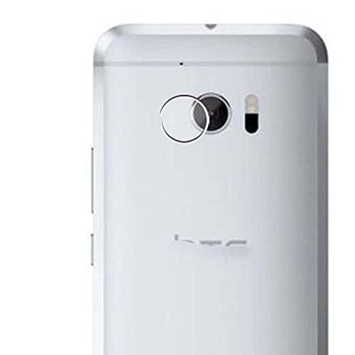 Vaxson 2 Stück Schutzfolie, kompatibel mit HTC 10 (HTC One M10) HTV32/HTC One 2 Perfume HTC M1 Kamera TPU Folie Rückseitige Kameraobjektiv [nicht Panzerglas Bildschirmschutzfolie Hülle Hülle ]