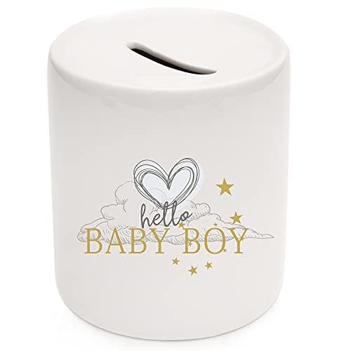 Tirelire cadeau pour bébé garçon - Cadeau de naissance - Tirelire pour anniversaire d'enfant