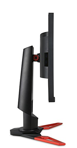 Acer Predator XB1 (Predator XB271HUAbmiprz) 69 cm (27 Zoll) TN ZeroFrame Monitor Matt (HDMI, DP, USB Hub 3.0, WQHD 2560x1440, 1ms GTG, 165Hz(OC), 350 Nits, Höhenverstellbar, Pivot, NVIDIA G-Sync)