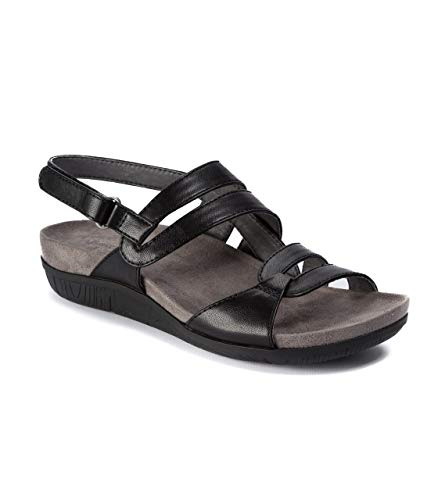 BareTraps Jenifer Women's Sandals & Flip Flops Black Size 8.5 M (BT25624)