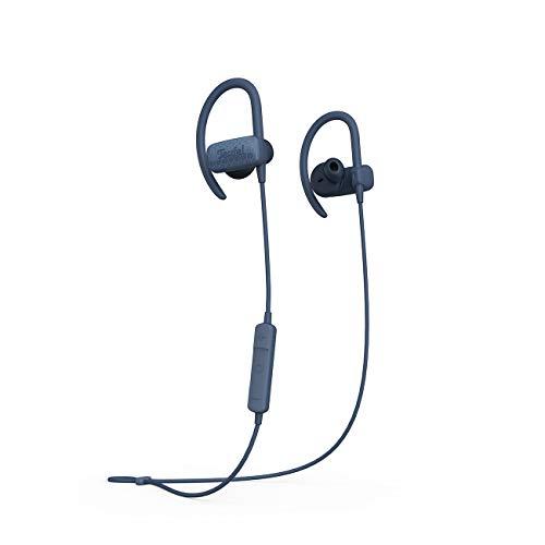 Teufel AIRY Sports Blau Bluetooth Kopfhörer Professioneller In-Ear-Sportkopfhörer Wasserdicht nach IPX7